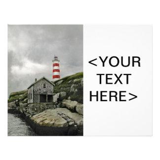 Sambro Lighthouse, Sambro Island, Nova Scotia Flyers