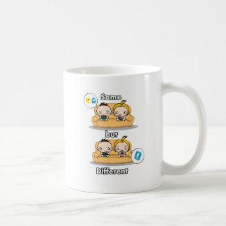 Same but Different Coffee Mug