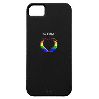 SAME LOVE iPhone SE/5/5s CASE