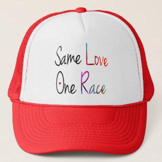 Same Love, One Race Hat