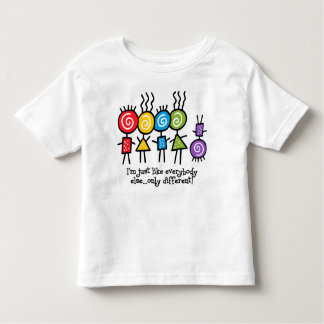 Same Only Different Toddler T-shirt