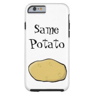 Same potato iPhone case