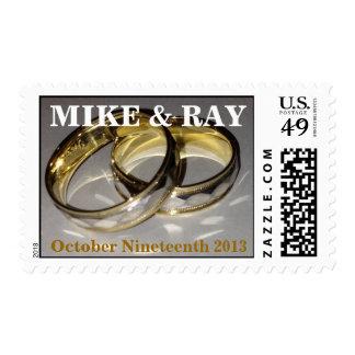 Same-Sex Wedding Stamp