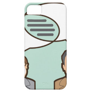 Same Thoughts Vector illustration iPhone SE/5/5s Case