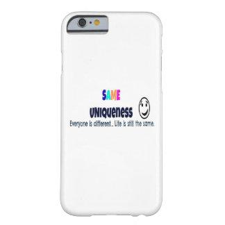 Same Uniqueness iPhone 6 case