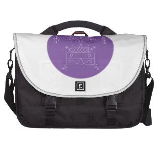 Samedi Veve Laptop Messenger Bag
