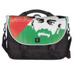 Samer al Issawi hunger strike Laptop Messenger Bag