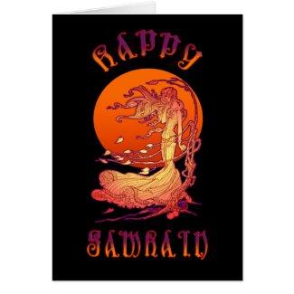 Samhain Cards