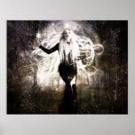 Samhain Goddess Poster