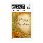 Samhain Postage Stamp - Customize