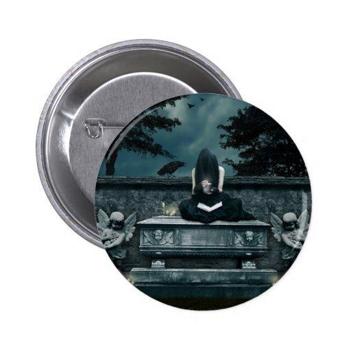 Samhain Ritual Button
