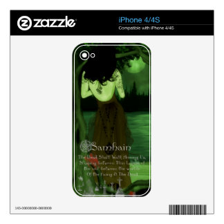 Samhain Decals For The iPhone 4
