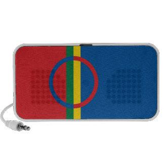 sami ethnicity scandinavia flag speaker region