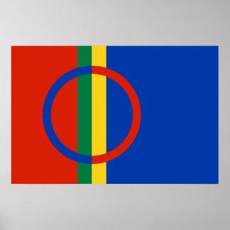 Sami, Finlandia Póster