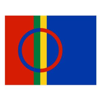 Sami, Finlandia Postal