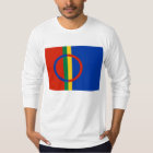 Sami Flag (Long Sleeves) T-Shirt