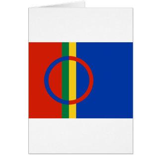 Sami, Norway Greeting Card