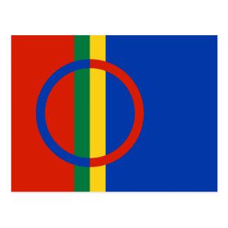 Sami, Norway Postcard