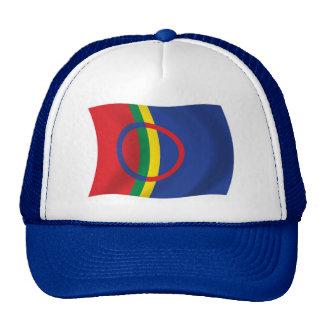 Sami People Flag Hat