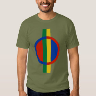 Sami People Flag Shirt