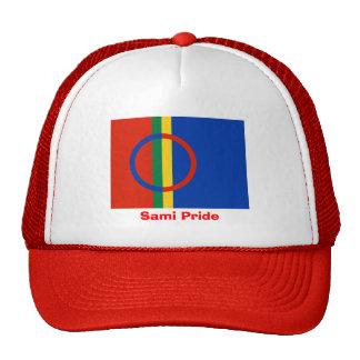 Sami Pride Baseball Hat (Black)