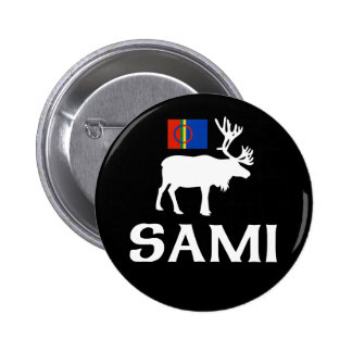 Sami, the People of Eight Seasons Button