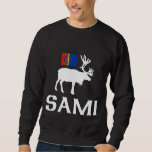Sami, the People of Eight Seasons Pullover Sweatshirt