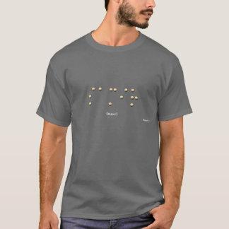 Samir in Braille T-Shirt