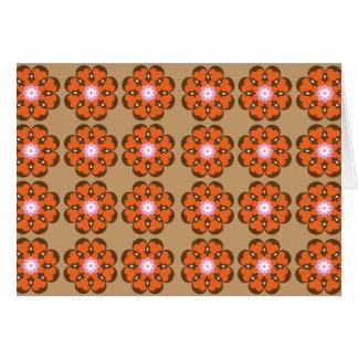 Samira (in orange) card
