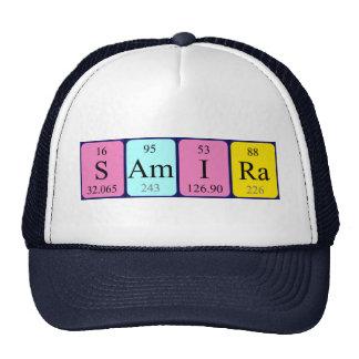 Samira periodic table name hat
