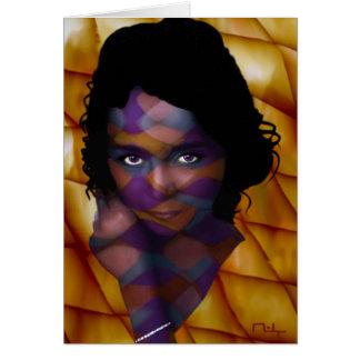 Samira queen of Sheba card2 Card