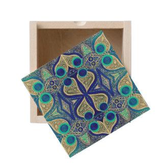 Samira Wooden Keepsake Box