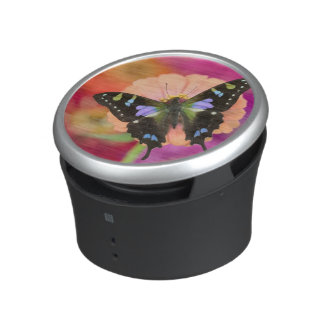 Sammamish Washington Photograph of Butterfly 11 Bluetooth Speaker