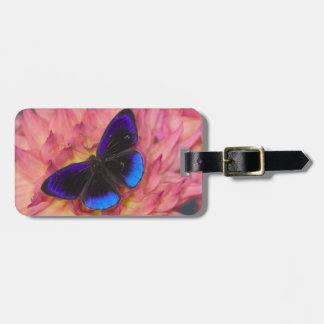 Sammamish Washington Photograph of Butterfly 18 Bag Tag