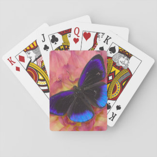 Sammamish Washington Photograph of Butterfly 18 Playing Cards