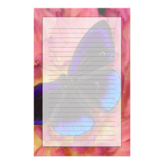 Sammamish Washington Photograph of Butterfly 18 Stationery