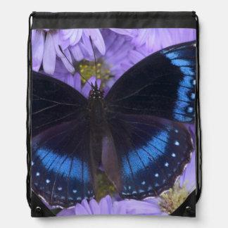 Sammamish Washington Photograph of Butterfly 20 Cinch Bags
