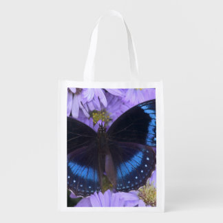 Sammamish Washington Photograph of Butterfly 20 Reusable Grocery Bags