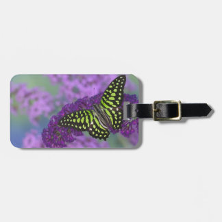Sammamish Washington Photograph of Butterfly 31 Bag Tag