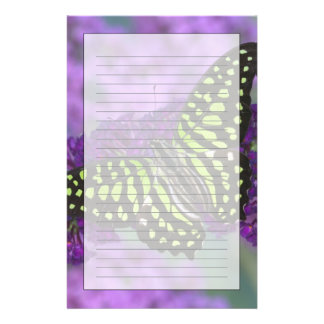 Sammamish Washington Photograph of Butterfly 31 Stationery