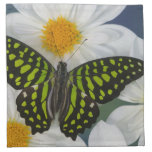 Sammamish Washington Photograph of Butterfly 36 Napkin