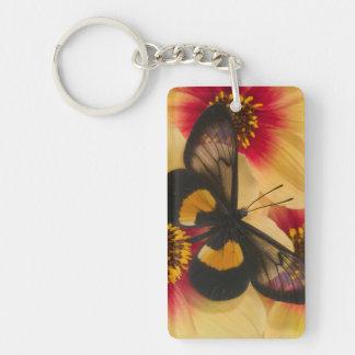 Sammamish Washington Photograph of Butterfly 39 Keychain