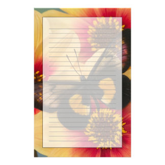 Sammamish Washington Photograph of Butterfly 39 Stationery