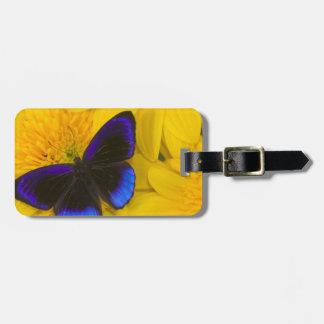 Sammamish Washington Photograph of Butterfly 41 Luggage Tag