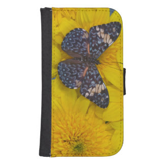 Sammamish Washington Photograph of Butterfly 43 Galaxy S4 Wallets