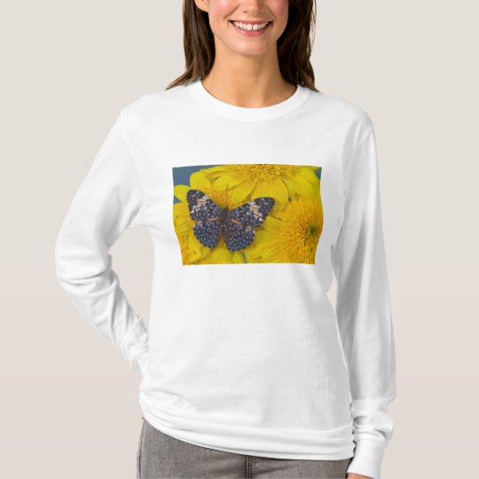 Sammamish Washington Photograph of Butterfly 43 T-Shirt