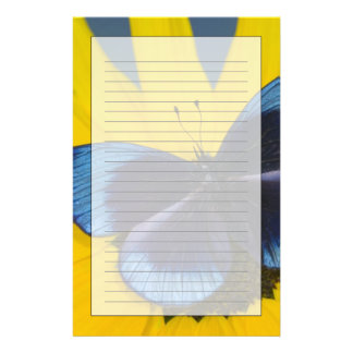 Sammamish Washington Photograph of Butterfly 44 Stationery