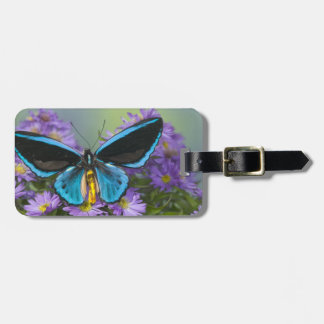 Sammamish Washington Photograph of Butterfly 52 Luggage Tag