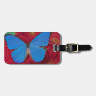 Sammamish Washington Photograph of Butterfly 56 Bag Tag