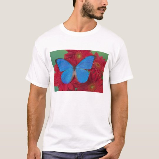 Sammamish Washington Photograph of Butterfly 56 T-Shirt
